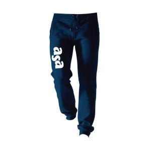 Pantalon molleton bleu marine
