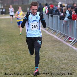 Cross country : Championnats pré régionaux à l'hippodrome d'Aix-les-Bains