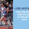 Lore Hoffmann demi finaliste du 800m aux Jeux Olympiques de Tokyo